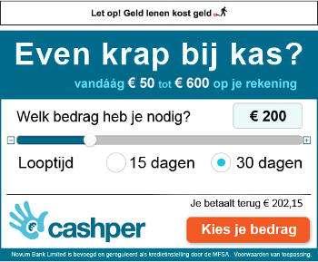 Cashper Minilening